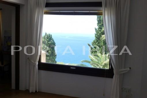 sea view house es cubells