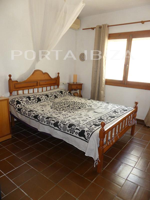 bedroom villa cala tarida