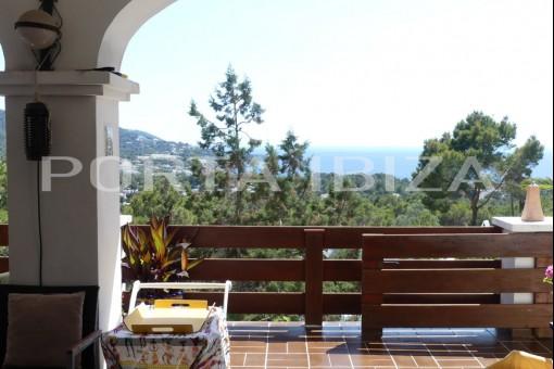 tarida villa view