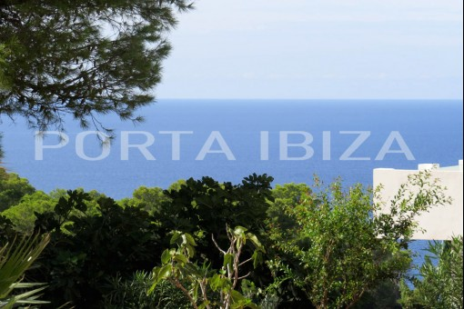 sea view cala vadella house