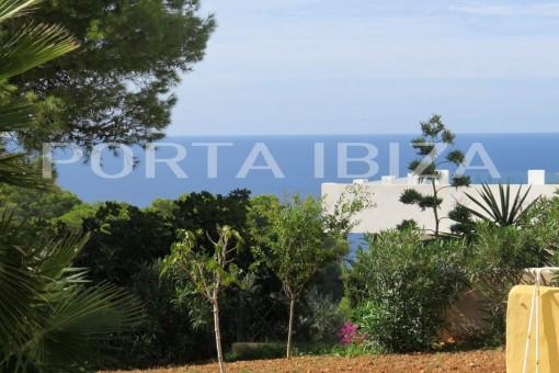 Alleinstehendes Haus mit Meerblick in Cala Vadella