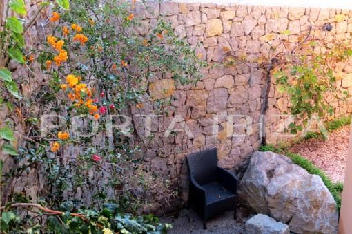 apartment cala carbo garden