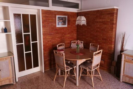 Wohnung mit Balkon im Zentrum von Ibiza Stadt
