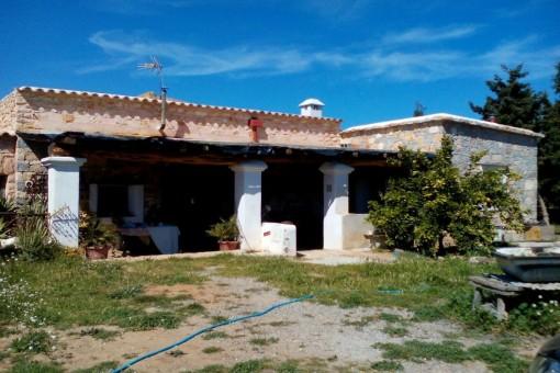 Finca in Santa Eulalia zum Kauf