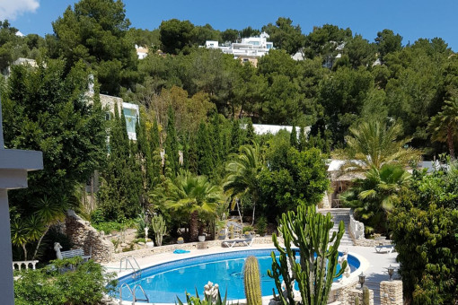 Kostbare Villa mit Pool und Gästewohnungen in Can Furnet