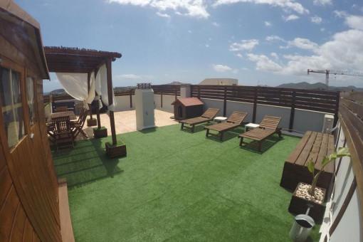 Wunderschönes Penthouse mit großer Terrasse in Jesus