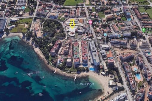 Gewerbeimmobilien in Cala de Bou - Sant Josep