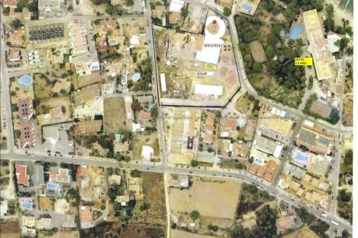 Grundstück Ibiza