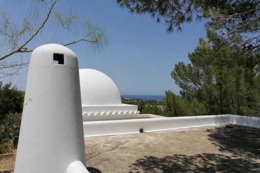 Authentische Finca nahe des Meeres in San Josep