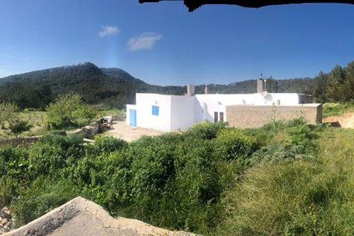 Großes Fincagrundstück in Santa Ines