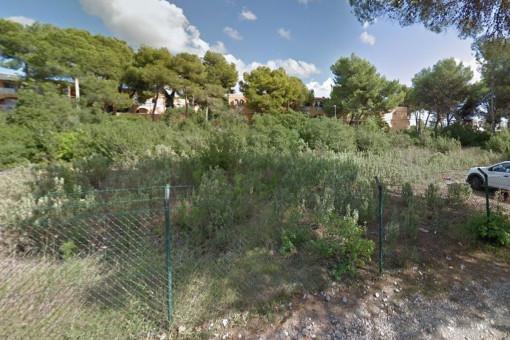 Wunderschönes Grundstück in Santa Eulalia del Rio